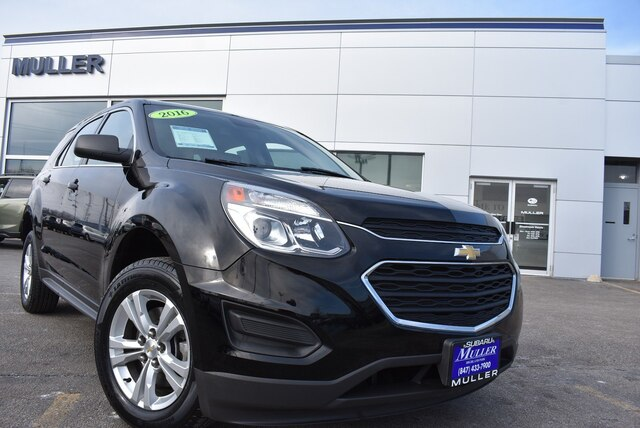 Pre-Owned 2016 Chevrolet Equinox LS w/Remote Start