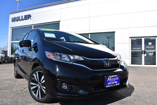 Pre-Owned 2018 Honda Fit EX w/Remote Start