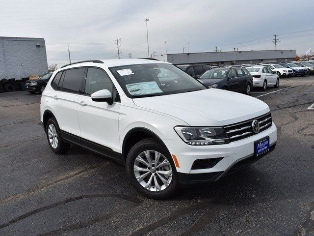 new 2019 volkswagen tiguan 2 0t s 4mo suv in highland park. Black Bedroom Furniture Sets. Home Design Ideas