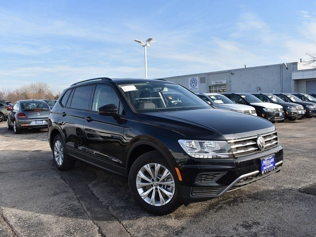 New 2019 Volkswagen Tiguan 2 0t S 4mo Suv In Highland Park Vw8112