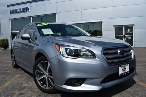 Pre-Owned 2017 Subaru Legacy 3.6R Limited Nav, Roof, Eyesight