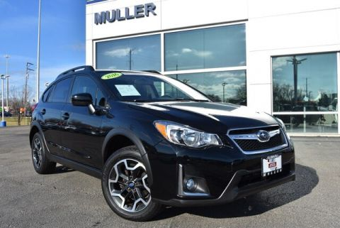 Pre-Owned 2016 Subaru Crosstrek 2.0i Premium w/Moonroof