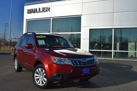 Pre-Owned 2011 Subaru Forester 2.5X Limited