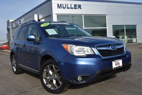 Pre-Owned 2016 Subaru Forester 2.5i Touring Nav Eyesight