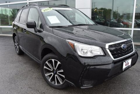 Pre-Owned 2017 Subaru Forester 2.0XT Premium