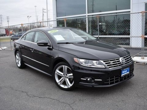 Certified Pre-Owned 2016 Volkswagen CC 2.0T R-Line w/PZEV