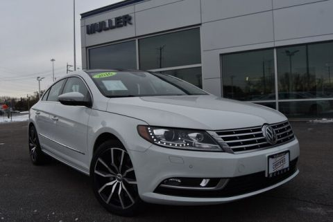 Certified Pre-Owned 2016 Volkswagen CC V6 AWD Executive